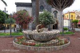 Schwanenplätscherbrunnen