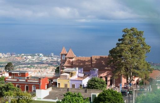 Rückblick auf Puerto Cruz