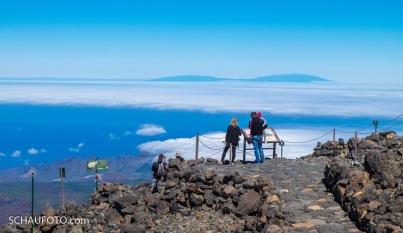 Blick Richtung La Palma.