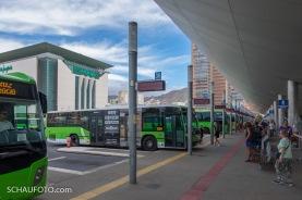 Endstation Busbahnhof