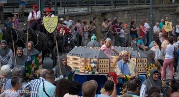Schlossfestumzug 2017 - 07