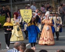 Schlossfestumzug 2017 - 12