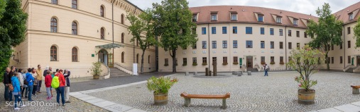 Hof der Leucorea