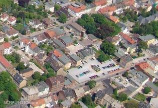 Luftbild vom Mai 2005