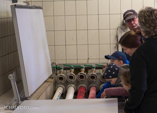 Schlauch-Prüf- und Reinigungsanlage