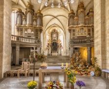 Zwei Orgeln!