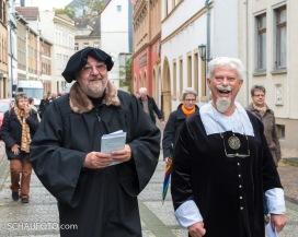 Luther und Schütz 2017