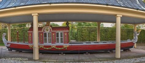 Herzögliches Ruderboot