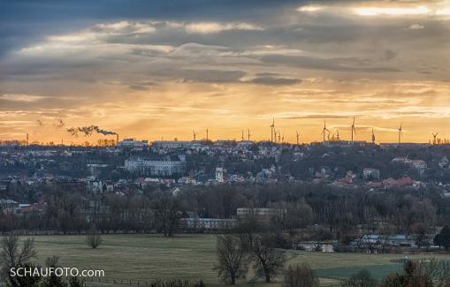 Weißenfels im Januar 2018