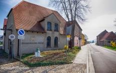 Das Glockenmuseum liegt direkt an der B176.